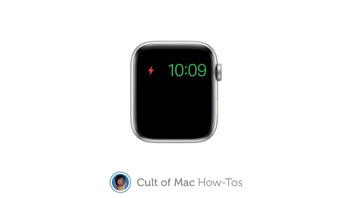 Apple Watch stuck in Power Reserve? Here's how to get a free repair.