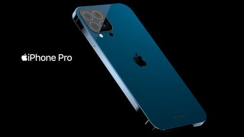 iPhone Pro concept adds smart connector, drops Lightning port