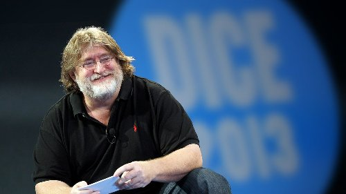 Gabe Newell Potentially Teasing Valve Games Coming To Console