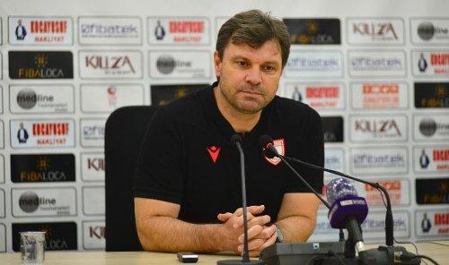 Samsunspor Teknik Direktörü Ertuğrul Sağlam: Bu takım Süper Lig'e çıkacak