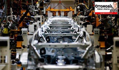 Otomotiv üretimi yüzde 23, ihracatı yüzde 18 arttı!
