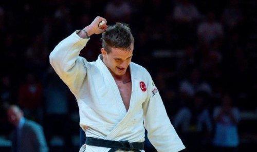 TOKYO 2020 | Judoda Michael Zgank son 16 turuna yükseldi.