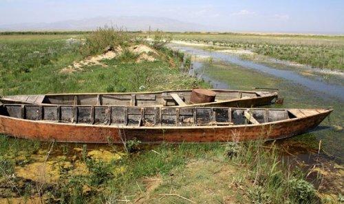 Eber Gölü pişmanlığı: Hiç bitmez, tükenmez sandık, o da canlıymış bilemedik