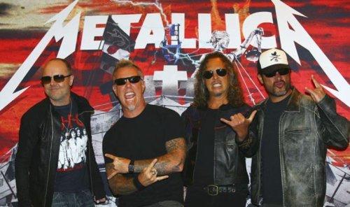 Metallica'dan yeni albüm sinyali: Kolları sıvadık