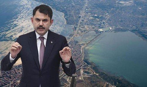 Bakan Kurum'dan Kanal İstanbul yanıtı: Devlet geleneğimize ters şekilde yapılan bu açıklamalar...