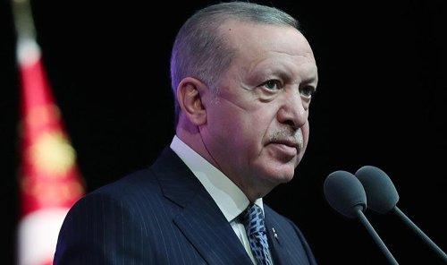 """Cumhurbaşkanı Erdoğan: """"Türk aşısı tüm insanlığın aşısı olacak"""