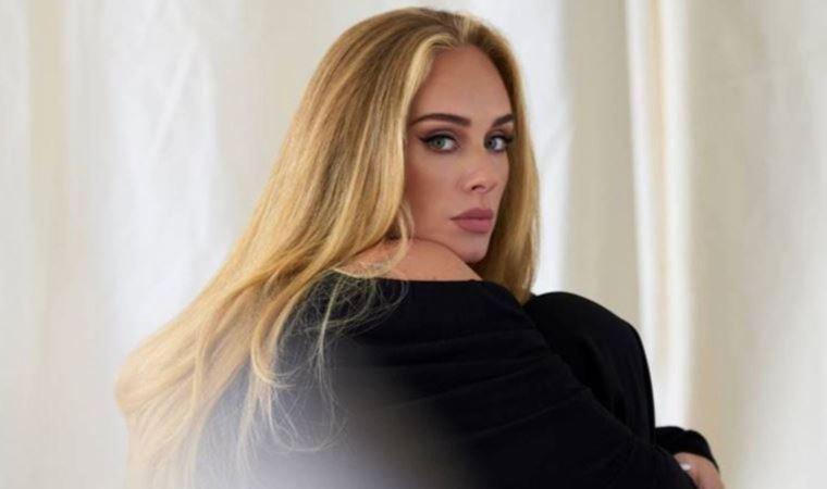 Adele 5 yıl sonra çıkardığı ilk şarkısı 'Easy On Me' ile rekor kırdı