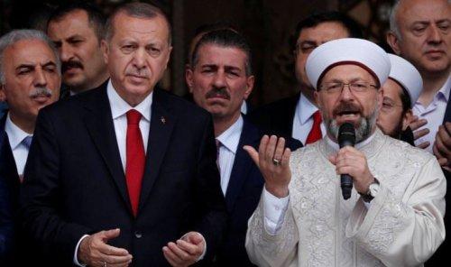"""Reuters'tan çarpıcı Diyanet İşleri Başkanı Ali Erbaş analizi: """"Erdoğan yönetiminde yükselen profil"""""""
