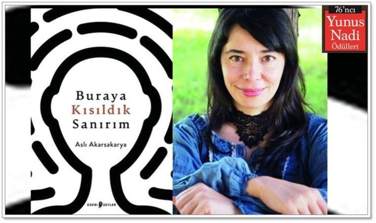 Aslı Akarsakarya: 'Asıl derdim toplumun ikiyüzlülüğünü anlatmak'