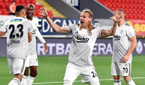 Beşiktaş'ta dengeleri Vida bozdu, Aboubakar rest çekti!