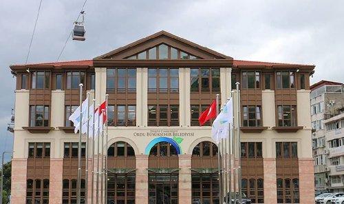 Ordu Büyükşehir Belediyesi hayvan barınağına 350 bin liralık N95 maske aldı iddiası