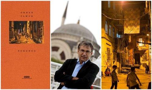 İstanbul'un turuncu geceleri