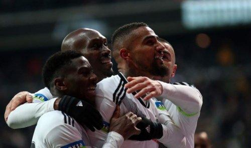 Kevin-Prince Boateng eski yuvası Hertha Berlin'e döndü