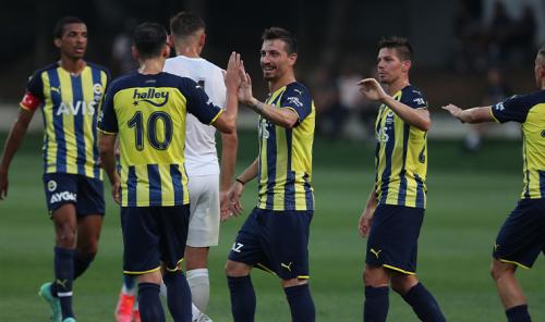 Fenerbahçe, hazırlık maçında Gençlerbirliği'ne konuk oluyor
