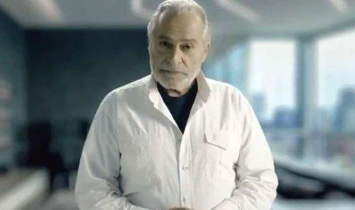 Şener Şen'den sonra Haluk Bilginer de aşı için kamera karşısına geçti