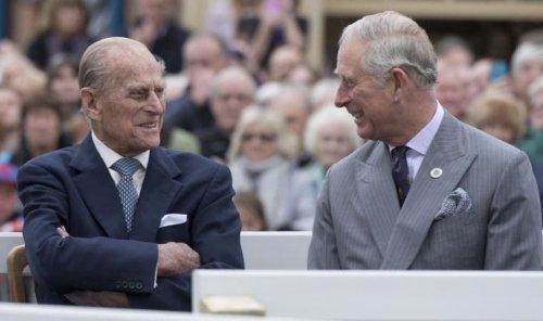 Prens Charles, babası ölmeden önce onunla yaptığı son konuşmayı açıkladı