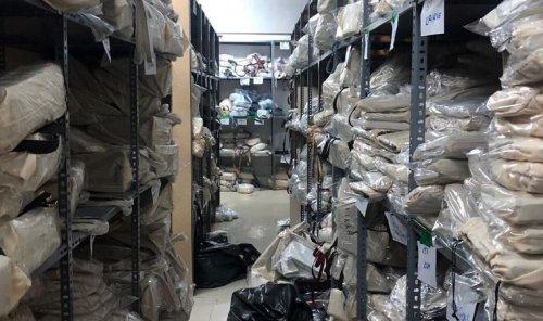 Taklit ürünlerle mücadele kapsamında operasyon: Binlerce taklit ürünü ele geçirildi