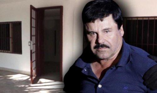 Uyuşturucu baronu El Chapo'nun gizli tünelli evi, çekilişle bir talihliye verildi