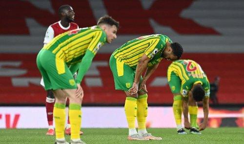 Mbaye Diagne'nin takımı West Bromwich Albion, Premier Lig'den düştü