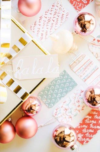 No Tag? No Problem! Print These DIY Holiday Gift Tags