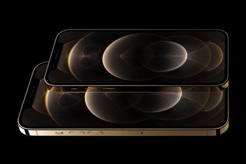 iPhone 13: Kommt Neuerung mit Notch-Effekt? ⊂·⊃ CURVED.de
