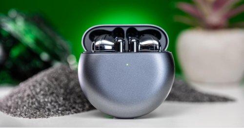 Huawei FreeBuds 4 Test: Smoother Sound und Look, aber... ⊂·⊃ CURVED.de