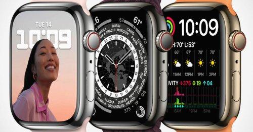 Apple Watch 7 ab sofort erhältlich: Was ihr zum Verkaufsstart wissen solltet ⊂·⊃ CURVED.de