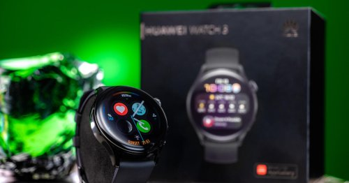 Huawei Watch 3 Test: Erste Smartwatch mit HarmonyOS ⊂·⊃ CURVED.de