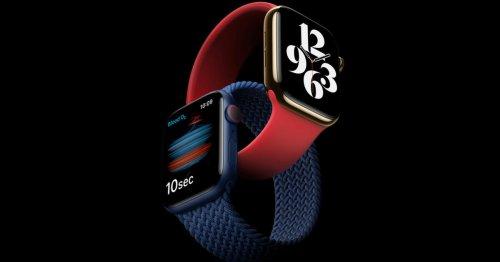 Apple Watch Series 7: Erste neue Features durchgesickert ⊂·⊃ CURVED.de
