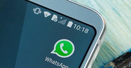 WhatsApp-Virus schreibt mit euren Freunden - was tun? ⊂·⊃ CURVED.de