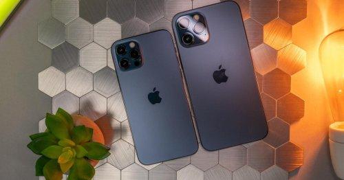 iPhone 12 (Pro) immer günstiger: So viel spart ihr beim iPhone-13-Endspurt ⊂·⊃ CURVED.de
