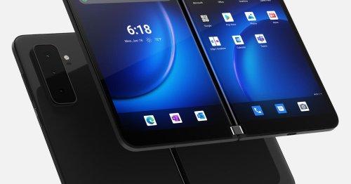 Überraschung von Microsoft: Surface Duo 2 ist schnellstes Android-Handy der Welt ⊂·⊃ CURVED.de