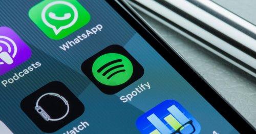 Spotify saugt iPhone-Akkus leer: Diese Apple-Nutzer sind betroffen ⊂·⊃ CURVED.de