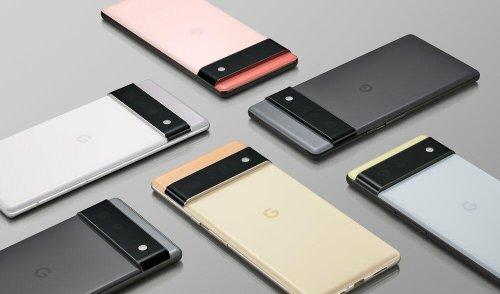 Google Pixel 6 und 6 Pro: Überraschend im Google Store ⊂·⊃ CURVED.de