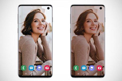 Samsung Update: Alte Galaxys so schick wie das S21 ⊂·⊃ CURVED.de
