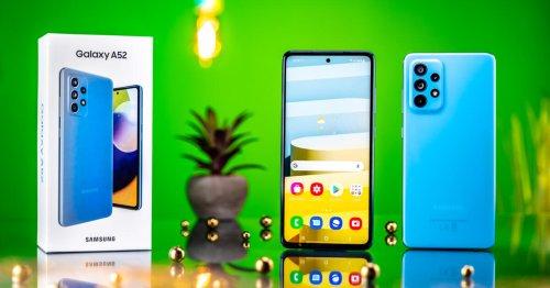 Samsung Galaxy A52 im Test ⊂·⊃ CURVED.de