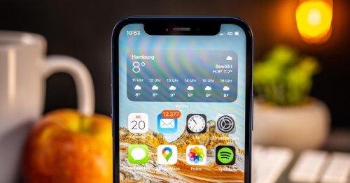 iOS 15 mit neuer Optik? Gerüchte um Apples Umbau-Pläne ⊂·⊃ CURVED.de