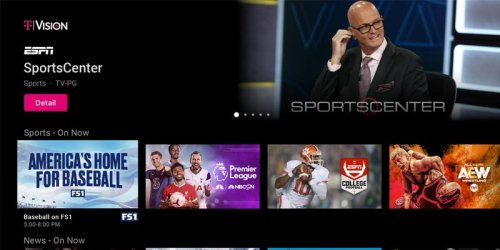 TVision – Live Streaming TV Service Review, Packages, Pricing, Channels and More