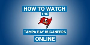 How To Watch Tampa Bay Buccaneers Online
