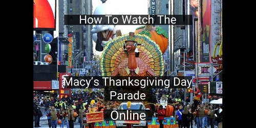 How To Watch The Macy's Thanksgiving Day Parade 2020 | Cut The Cord