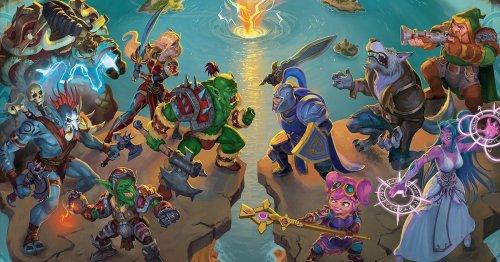 Настольная игра Small World of Warcraft выйдет на русском языке
