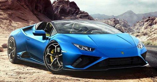 Lamborghini объявила о сотрудничестве с Rocket League