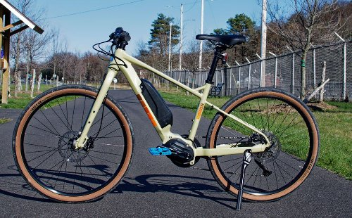Marin Sausalito E1 First Ride Review