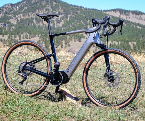 Cannondale Topstone Neo Carbon Lefty 3 Ebike Review