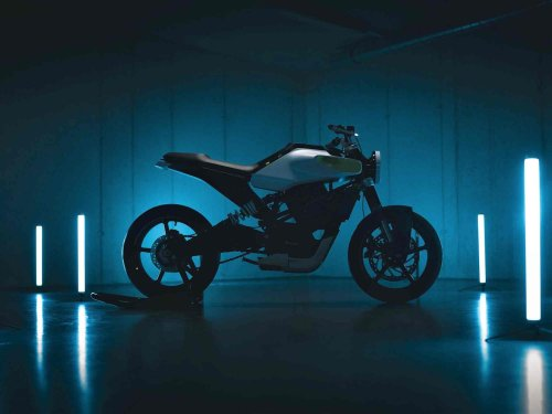 Husky E-Pilen Concept First Look