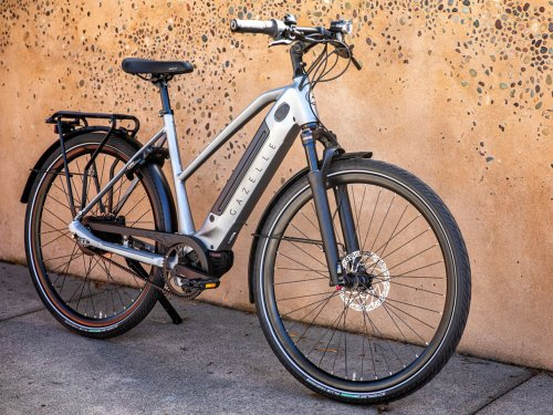 Gazelle Ultimate C380+ First Look