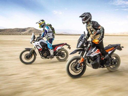 2020 KTM 790 Adventure R vs. Yamaha Ténéré 700