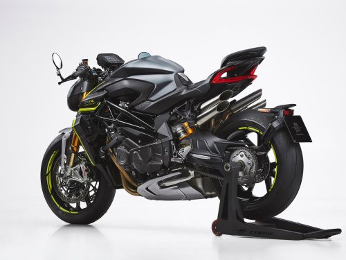 MV Agusta's New Brutale 1000 RR First Look