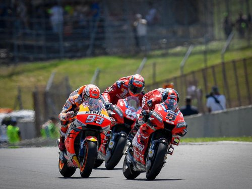 MotoGP Racing cover image