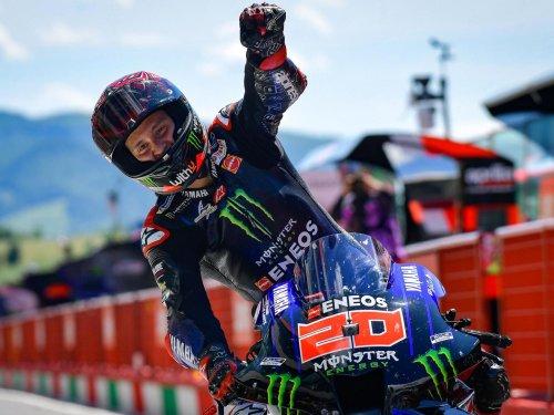 Fabio Quartararo Wins at Mugello